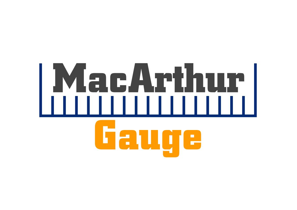 Logo Design by Heri Susanto - Entry No. 38 in the Logo Design Contest Fun Logo Design for MacArthur Gauge.