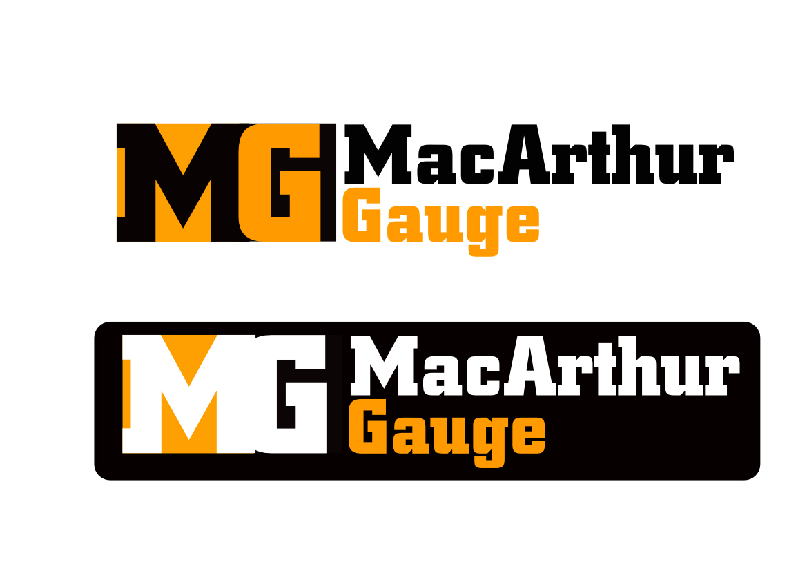 Logo Design by Heri Susanto - Entry No. 41 in the Logo Design Contest Fun Logo Design for MacArthur Gauge.