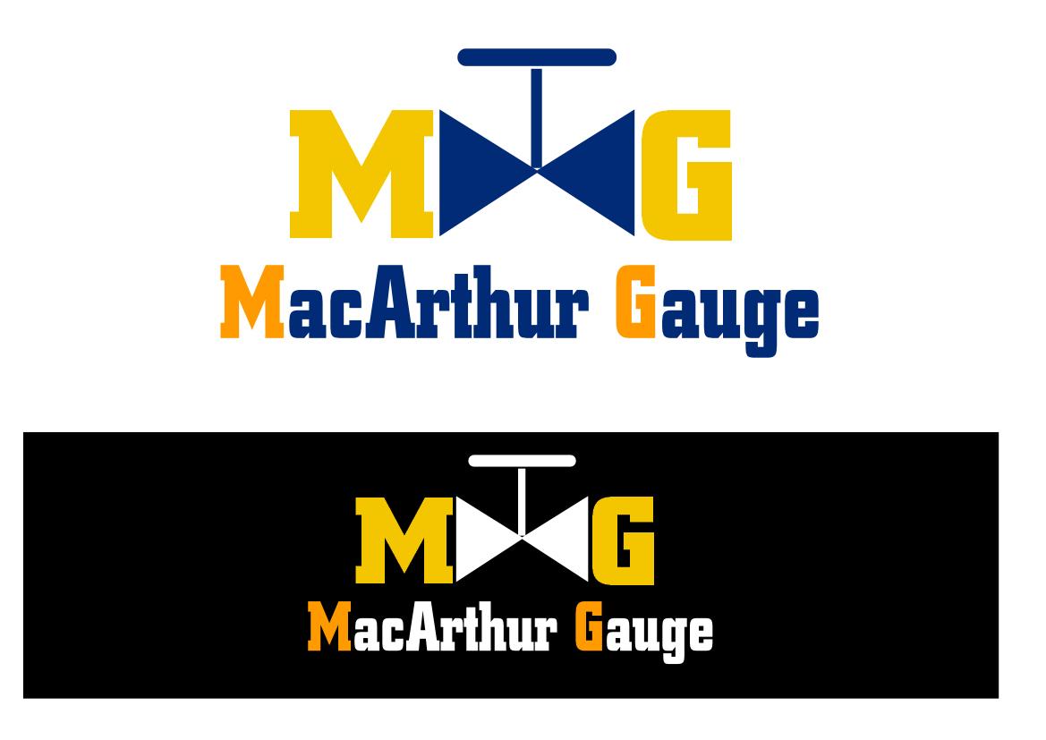 Logo Design by Heri Susanto - Entry No. 42 in the Logo Design Contest Fun Logo Design for MacArthur Gauge.