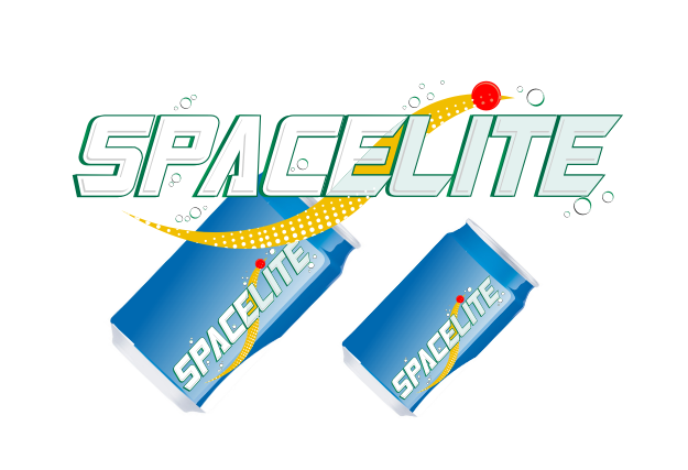 Logo Design by graphicleaf - Entry No. 30 in the Logo Design Contest Fun Logo Design for Spacelyte.