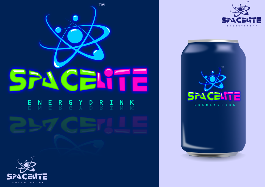 Logo Design by whoosef - Entry No. 38 in the Logo Design Contest Fun Logo Design for Spacelyte.