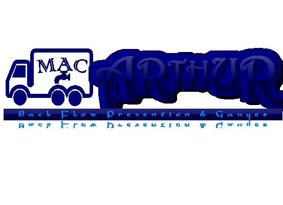 Logo Design by Adyhax - Entry No. 45 in the Logo Design Contest Fun Logo Design for MacArthur Gauge.