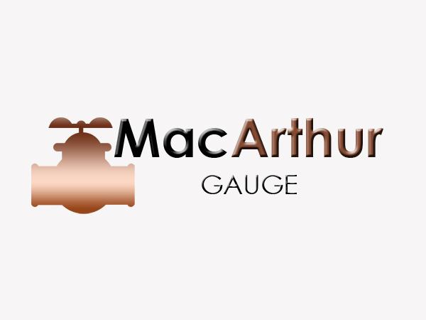 Logo Design by Mythos Designs - Entry No. 48 in the Logo Design Contest Fun Logo Design for MacArthur Gauge.