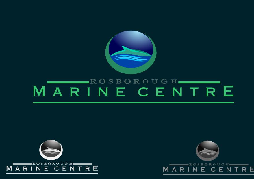 Logo Design by whoosef - Entry No. 50 in the Logo Design Contest Rosborough Marine Centre Logo Design.