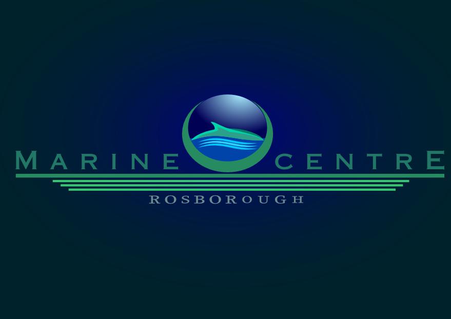 Logo Design by whoosef - Entry No. 52 in the Logo Design Contest Rosborough Marine Centre Logo Design.