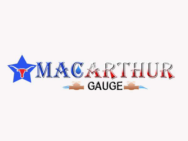 Logo Design by Mythos Designs - Entry No. 50 in the Logo Design Contest Fun Logo Design for MacArthur Gauge.