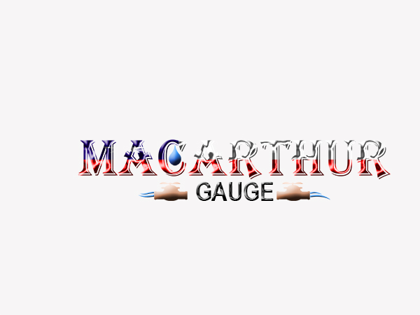 Logo Design by Mythos Designs - Entry No. 51 in the Logo Design Contest Fun Logo Design for MacArthur Gauge.