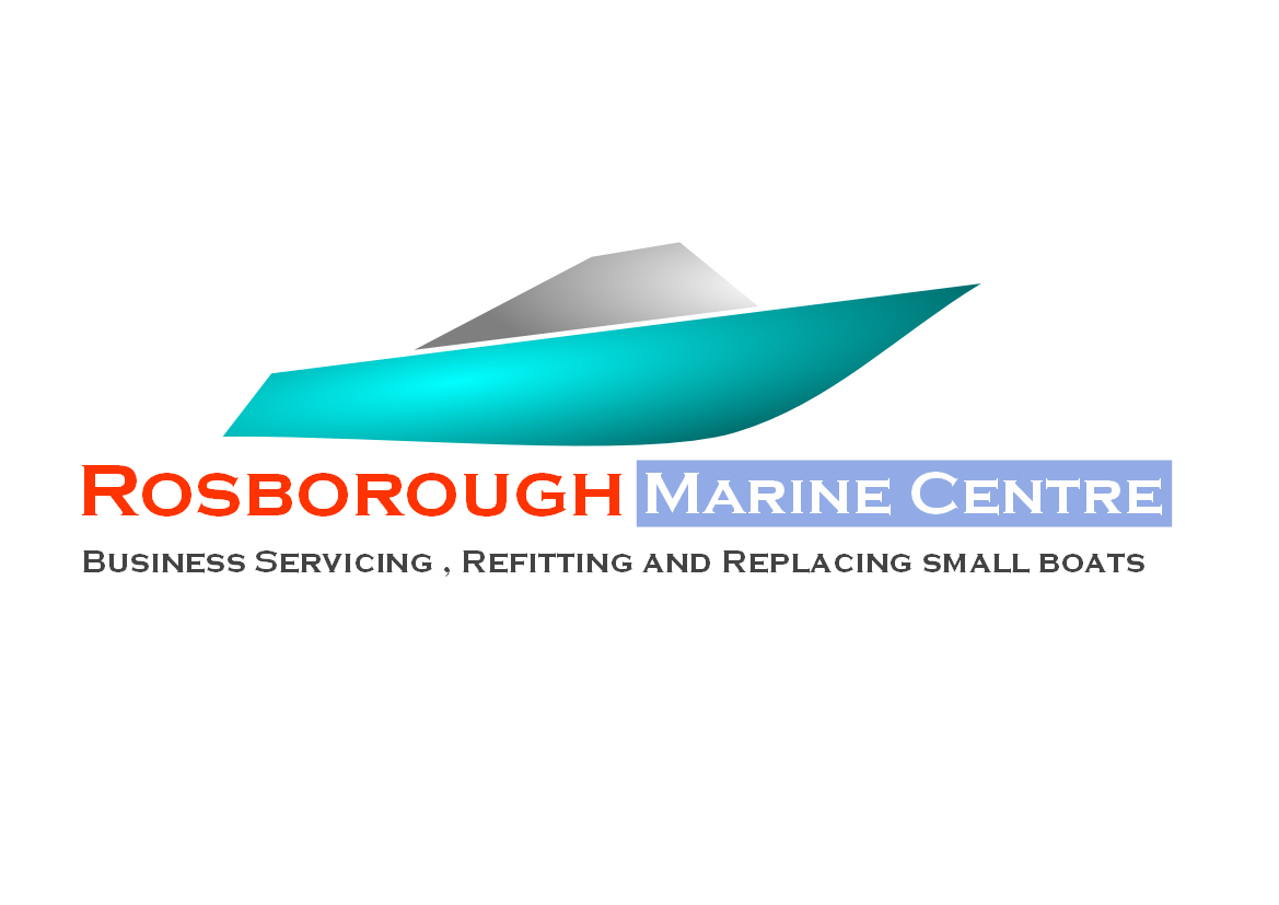 Logo Design by Heri Susanto - Entry No. 53 in the Logo Design Contest Rosborough Marine Centre Logo Design.