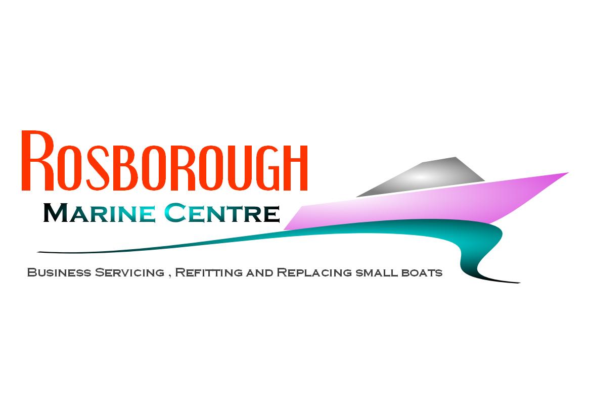 Logo Design by Heri Susanto - Entry No. 54 in the Logo Design Contest Rosborough Marine Centre Logo Design.