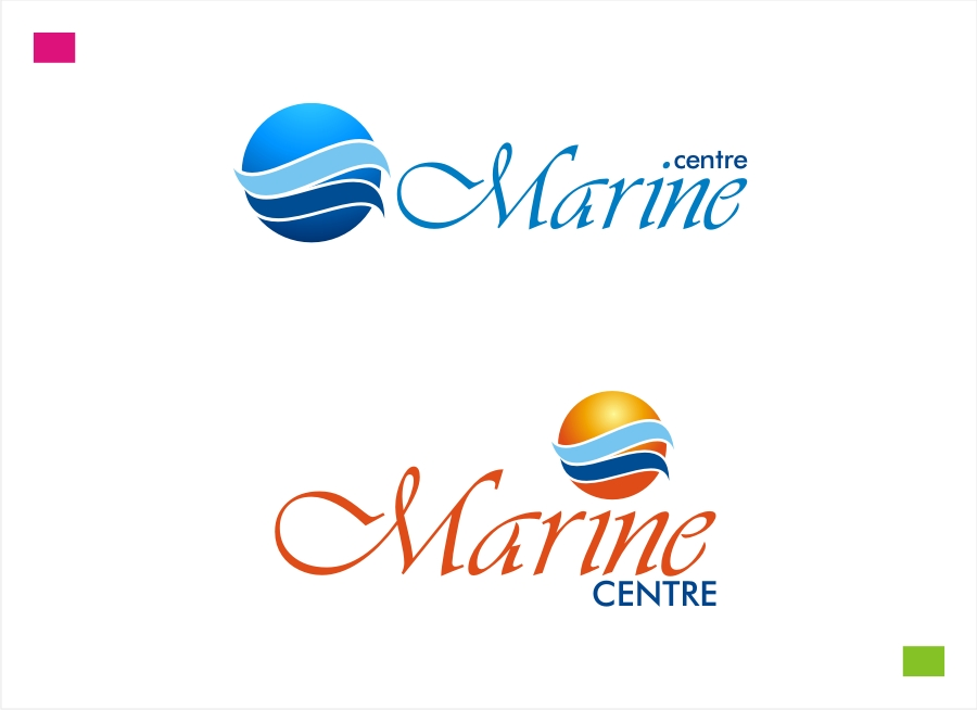 Logo Design by Private User - Entry No. 55 in the Logo Design Contest Rosborough Marine Centre Logo Design.