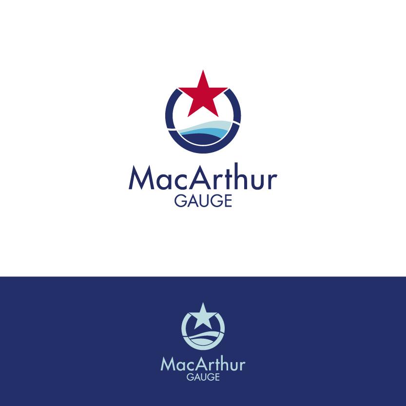 Logo Design by Alpar David - Entry No. 62 in the Logo Design Contest Fun Logo Design for MacArthur Gauge.