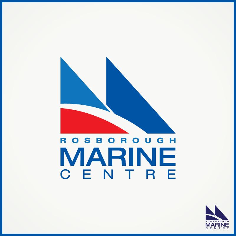 Logo Design by Number-Eight-Design - Entry No. 59 in the Logo Design Contest Rosborough Marine Centre Logo Design.