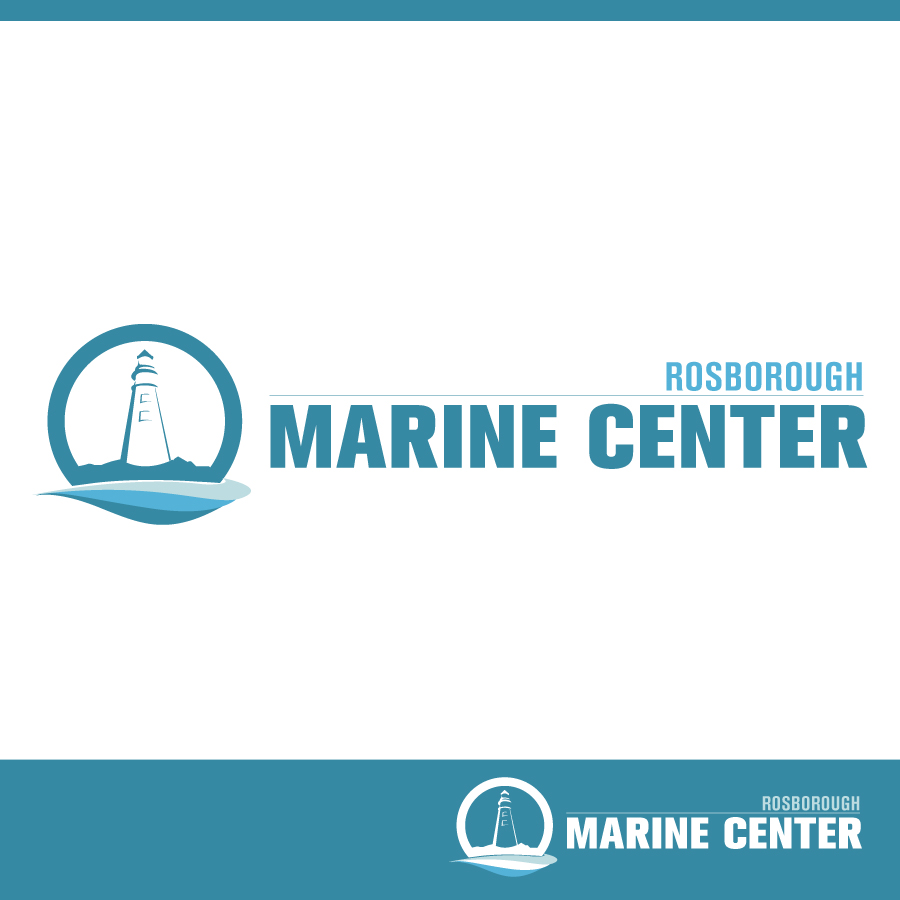 Logo Design by Edward Goodwin - Entry No. 61 in the Logo Design Contest Rosborough Marine Centre Logo Design.