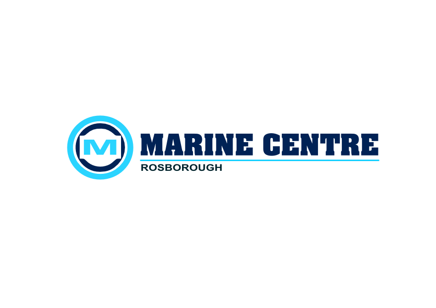 Logo Design by whoosef - Entry No. 63 in the Logo Design Contest Rosborough Marine Centre Logo Design.
