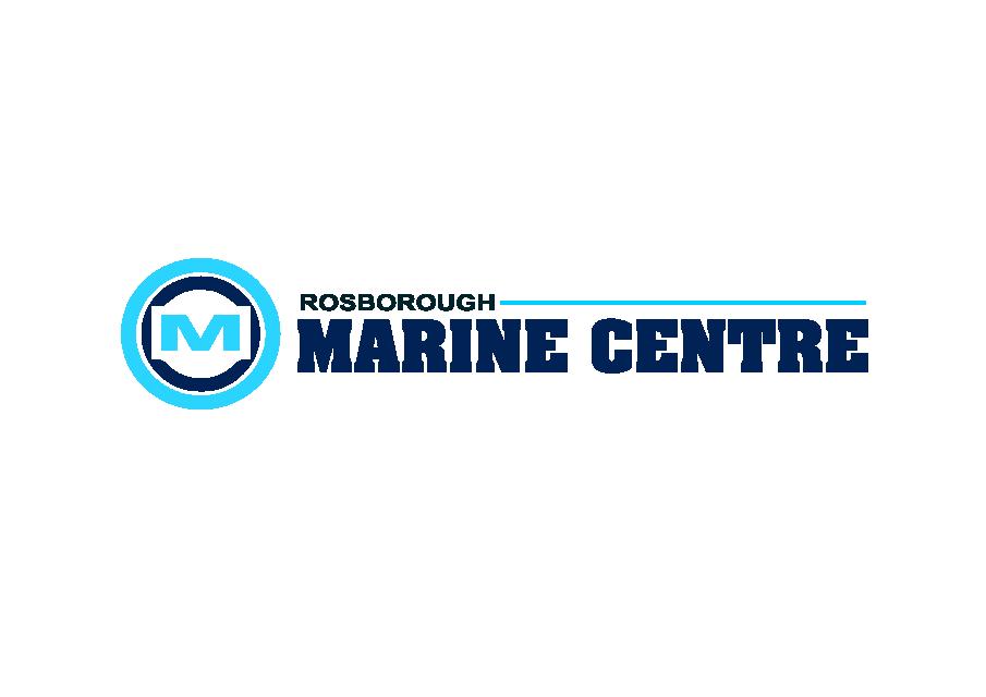 Logo Design by whoosef - Entry No. 64 in the Logo Design Contest Rosborough Marine Centre Logo Design.