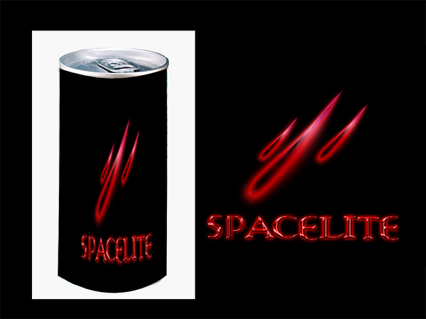 Logo Design by Mythos Designs - Entry No. 52 in the Logo Design Contest Fun Logo Design for Spacelyte.