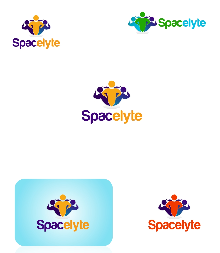 Logo Design by Private User - Entry No. 54 in the Logo Design Contest Fun Logo Design for Spacelyte.