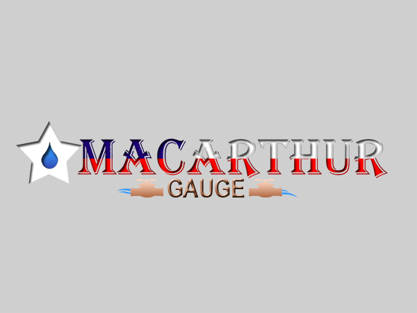 Logo Design by Mythos Designs - Entry No. 71 in the Logo Design Contest Fun Logo Design for MacArthur Gauge.