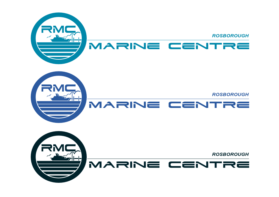 Logo Design by whoosef - Entry No. 75 in the Logo Design Contest Rosborough Marine Centre Logo Design.