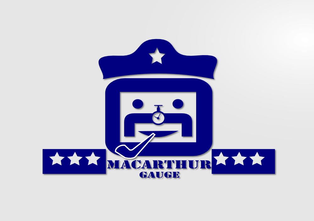 Logo Design by Joseph calunsag Cagaanan - Entry No. 73 in the Logo Design Contest Fun Logo Design for MacArthur Gauge.