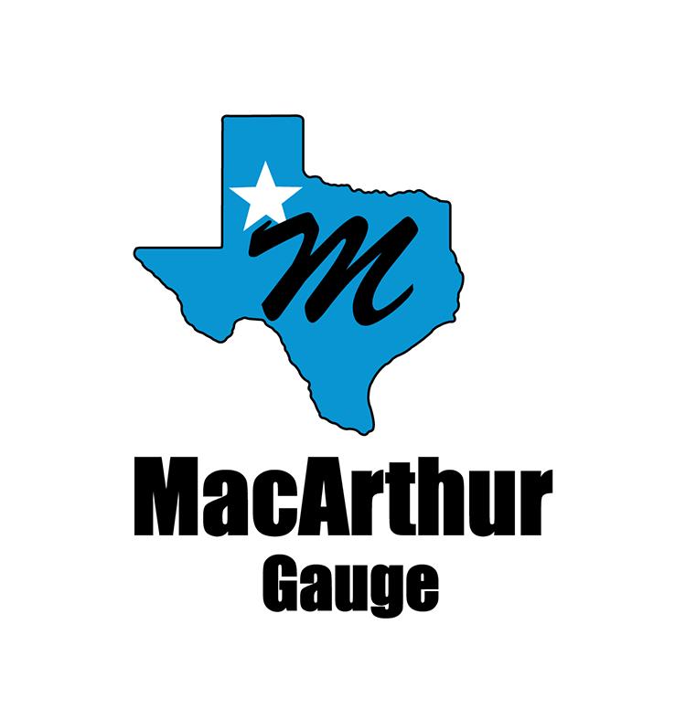 Logo Design by robken0174 - Entry No. 76 in the Logo Design Contest Fun Logo Design for MacArthur Gauge.