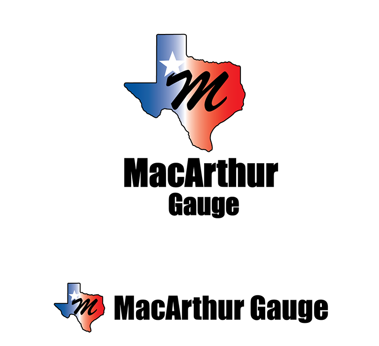 Logo Design by robken0174 - Entry No. 77 in the Logo Design Contest Fun Logo Design for MacArthur Gauge.
