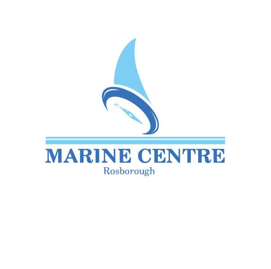 Logo Design by limix - Entry No. 87 in the Logo Design Contest Rosborough Marine Centre Logo Design.