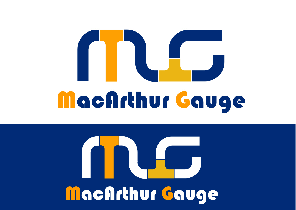 Logo Design by Heri Susanto - Entry No. 109 in the Logo Design Contest Fun Logo Design for MacArthur Gauge.