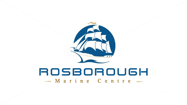 Logo Design by Zemzoumi Radouane - Entry No. 103 in the Logo Design Contest Rosborough Marine Centre Logo Design.