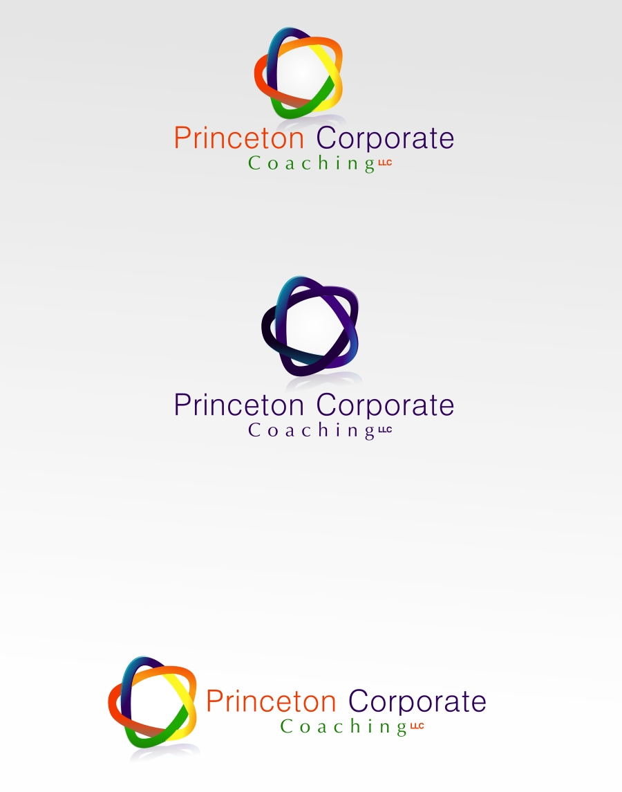 Logo Design by Private User - Entry No. 2 in the Logo Design Contest Unique Logo Design Wanted for Princeton Corporate Coaching, LLC.