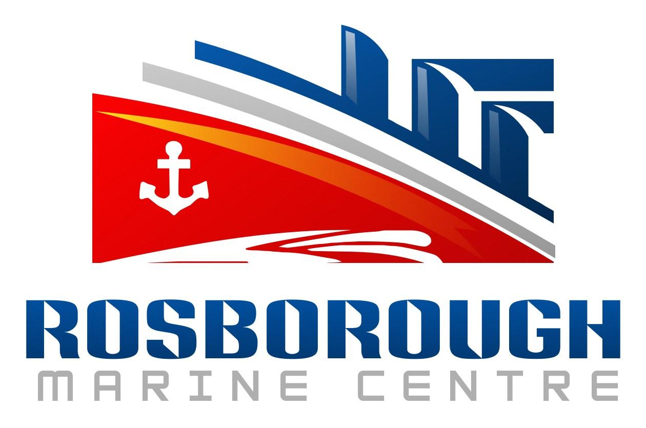 Logo Design by Zemzoumi Radouane - Entry No. 104 in the Logo Design Contest Rosborough Marine Centre Logo Design.
