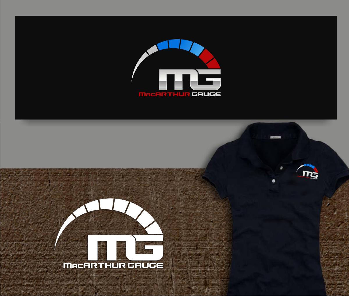 Logo Design by Pay_mo - Entry No. 112 in the Logo Design Contest Fun Logo Design for MacArthur Gauge.