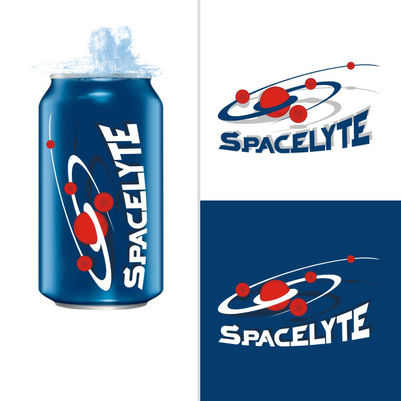 Logo Design by arteo_design - Entry No. 85 in the Logo Design Contest Fun Logo Design for Spacelyte.
