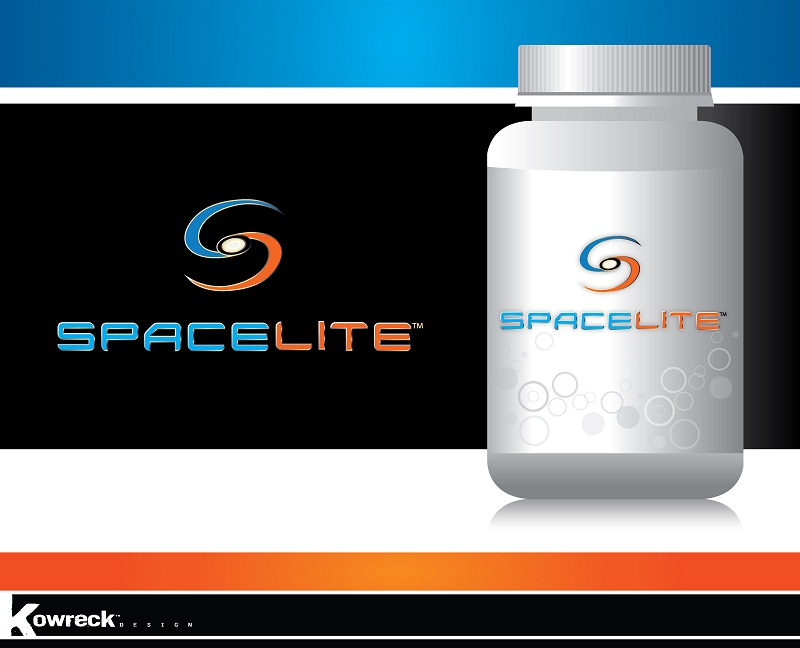 Logo Design by kowreck - Entry No. 90 in the Logo Design Contest Fun Logo Design for Spacelyte.