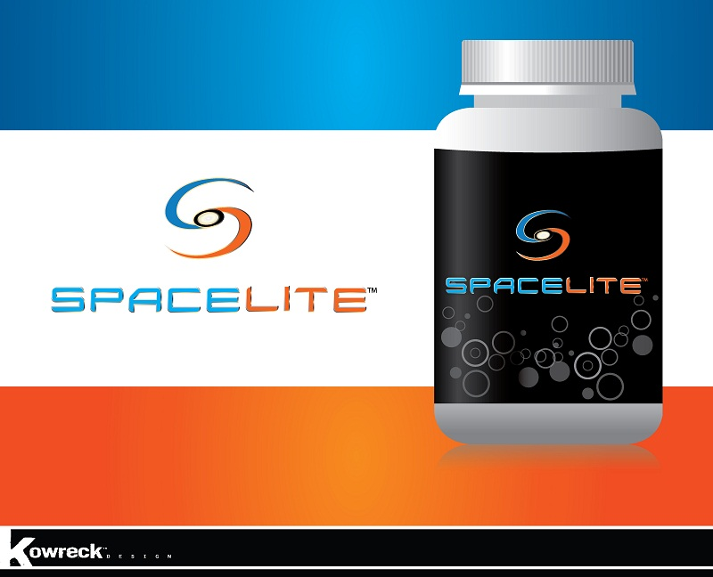 Logo Design by kowreck - Entry No. 91 in the Logo Design Contest Fun Logo Design for Spacelyte.