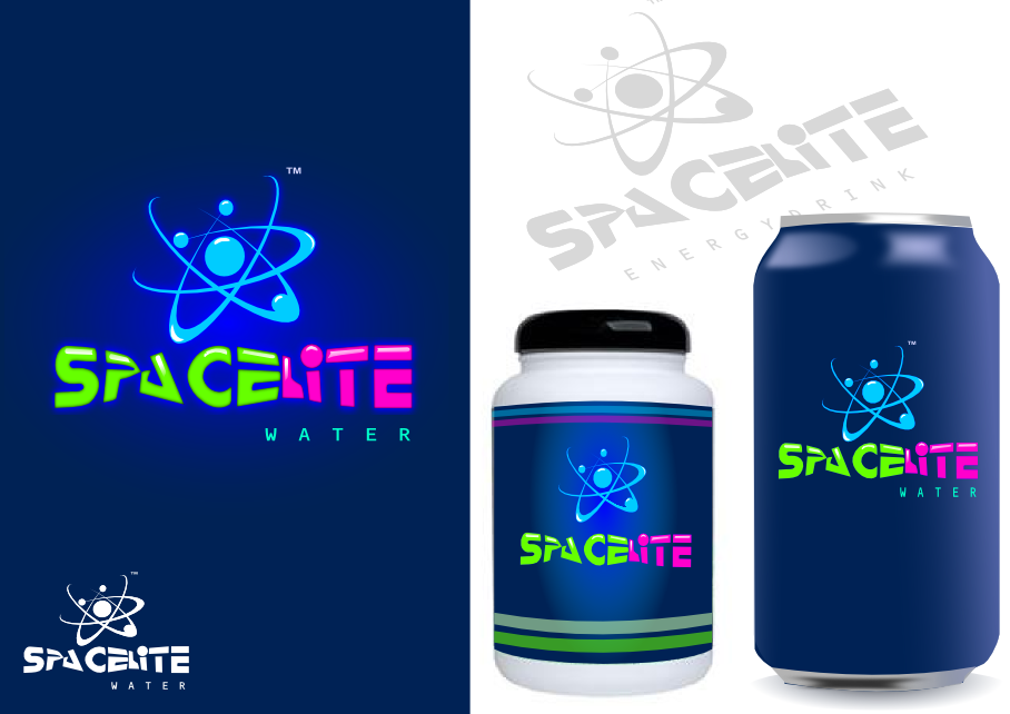Logo Design by whoosef - Entry No. 92 in the Logo Design Contest Fun Logo Design for Spacelyte.