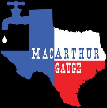 Logo Design by Lefky - Entry No. 117 in the Logo Design Contest Fun Logo Design for MacArthur Gauge.