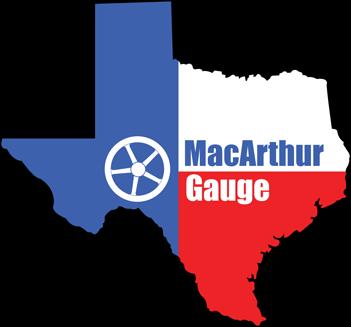 Logo Design by Lefky - Entry No. 120 in the Logo Design Contest Fun Logo Design for MacArthur Gauge.