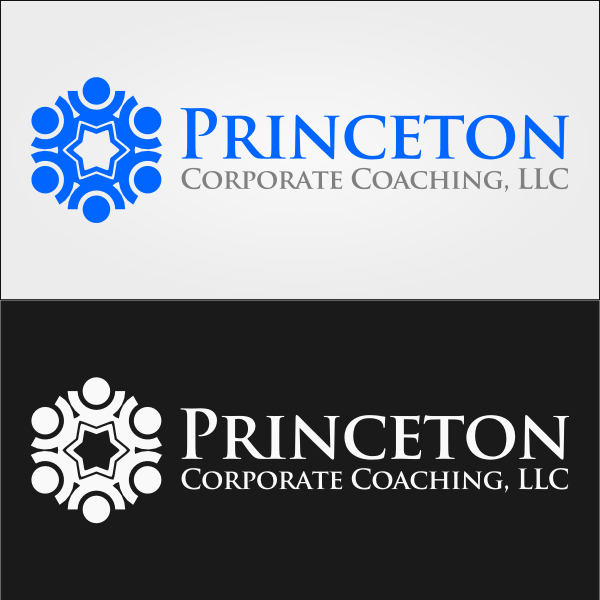 Logo Design by Alfan Fajri - Entry No. 10 in the Logo Design Contest Unique Logo Design Wanted for Princeton Corporate Coaching, LLC.