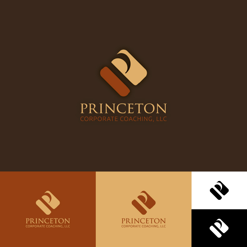 Logo Design by Alpar David - Entry No. 11 in the Logo Design Contest Unique Logo Design Wanted for Princeton Corporate Coaching, LLC.