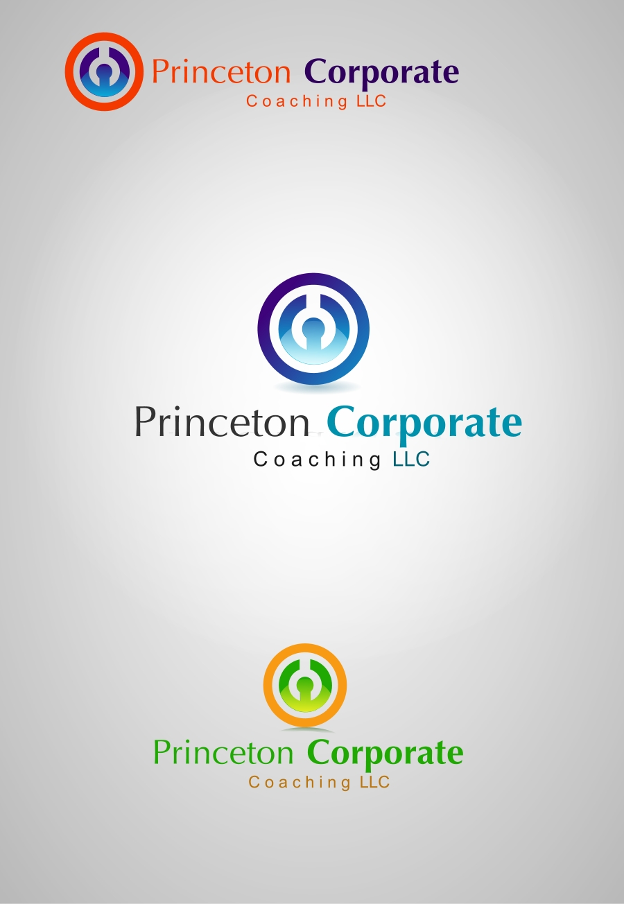 Logo Design by Private User - Entry No. 25 in the Logo Design Contest Unique Logo Design Wanted for Princeton Corporate Coaching, LLC.