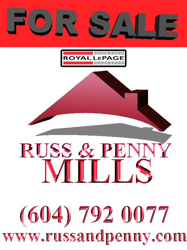 Custom Design by Mythos Designs - Entry No. 44 in the Custom Design Contest Fun Custom Design for Russ and Penny Mills (realtors).
