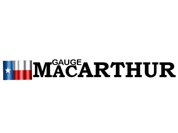 Logo Design by Mythos Designs - Entry No. 138 in the Logo Design Contest Fun Logo Design for MacArthur Gauge.