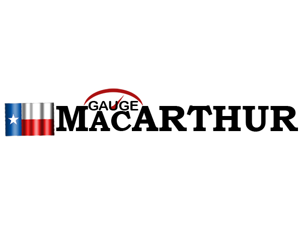 Logo Design by Mythos Designs - Entry No. 139 in the Logo Design Contest Fun Logo Design for MacArthur Gauge.