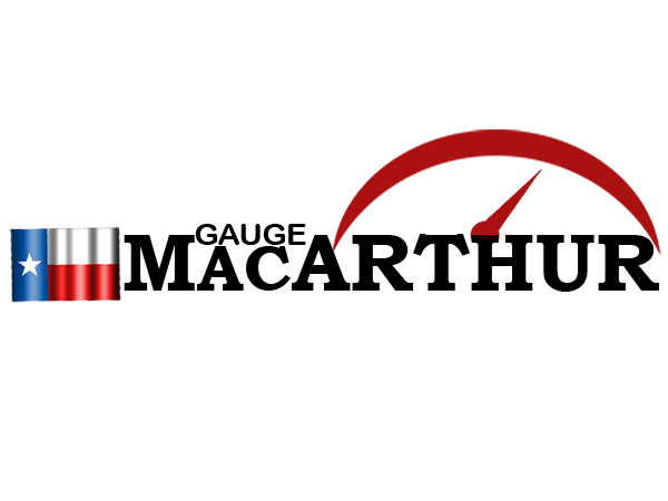Logo Design by Mythos Designs - Entry No. 141 in the Logo Design Contest Fun Logo Design for MacArthur Gauge.