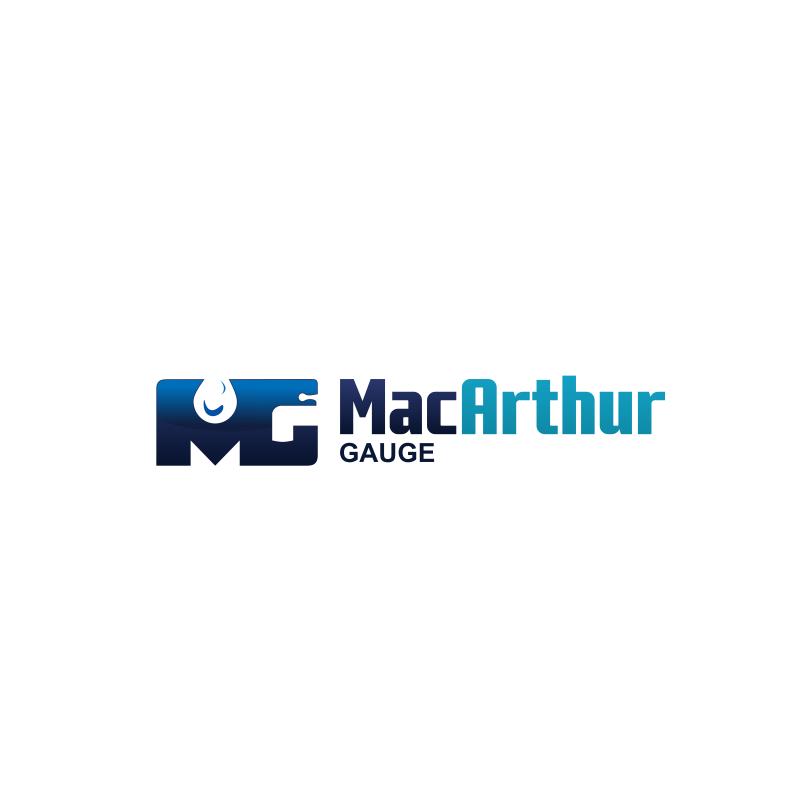 Logo Design by moisesf - Entry No. 144 in the Logo Design Contest Fun Logo Design for MacArthur Gauge.
