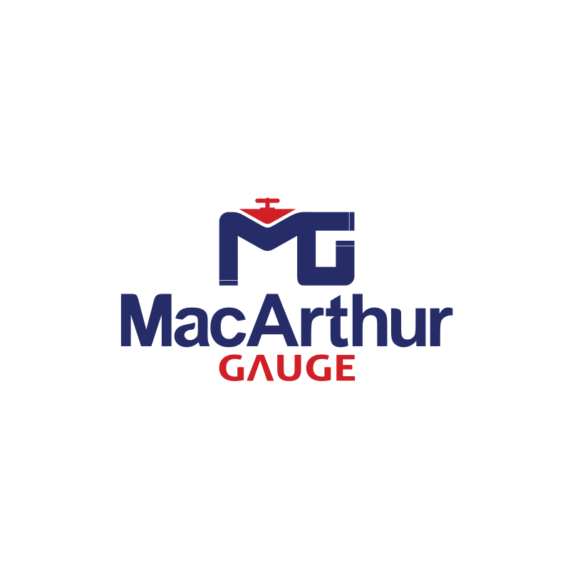Logo Design by moisesf - Entry No. 146 in the Logo Design Contest Fun Logo Design for MacArthur Gauge.