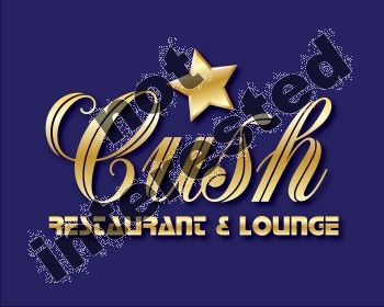 Logo Design by brendan - Entry No. 16 in the Logo Design Contest Cush Restaurant & Lounge Ltd..