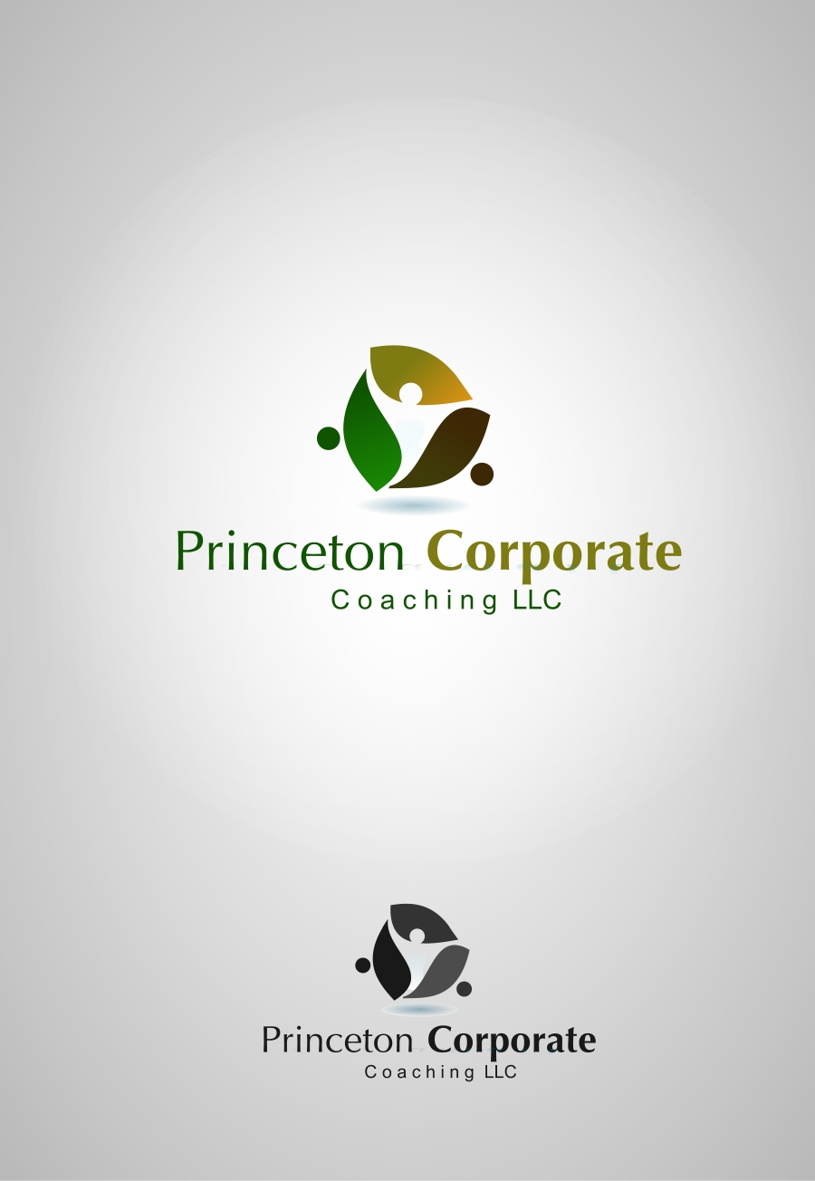 Logo Design by Private User - Entry No. 43 in the Logo Design Contest Unique Logo Design Wanted for Princeton Corporate Coaching, LLC.