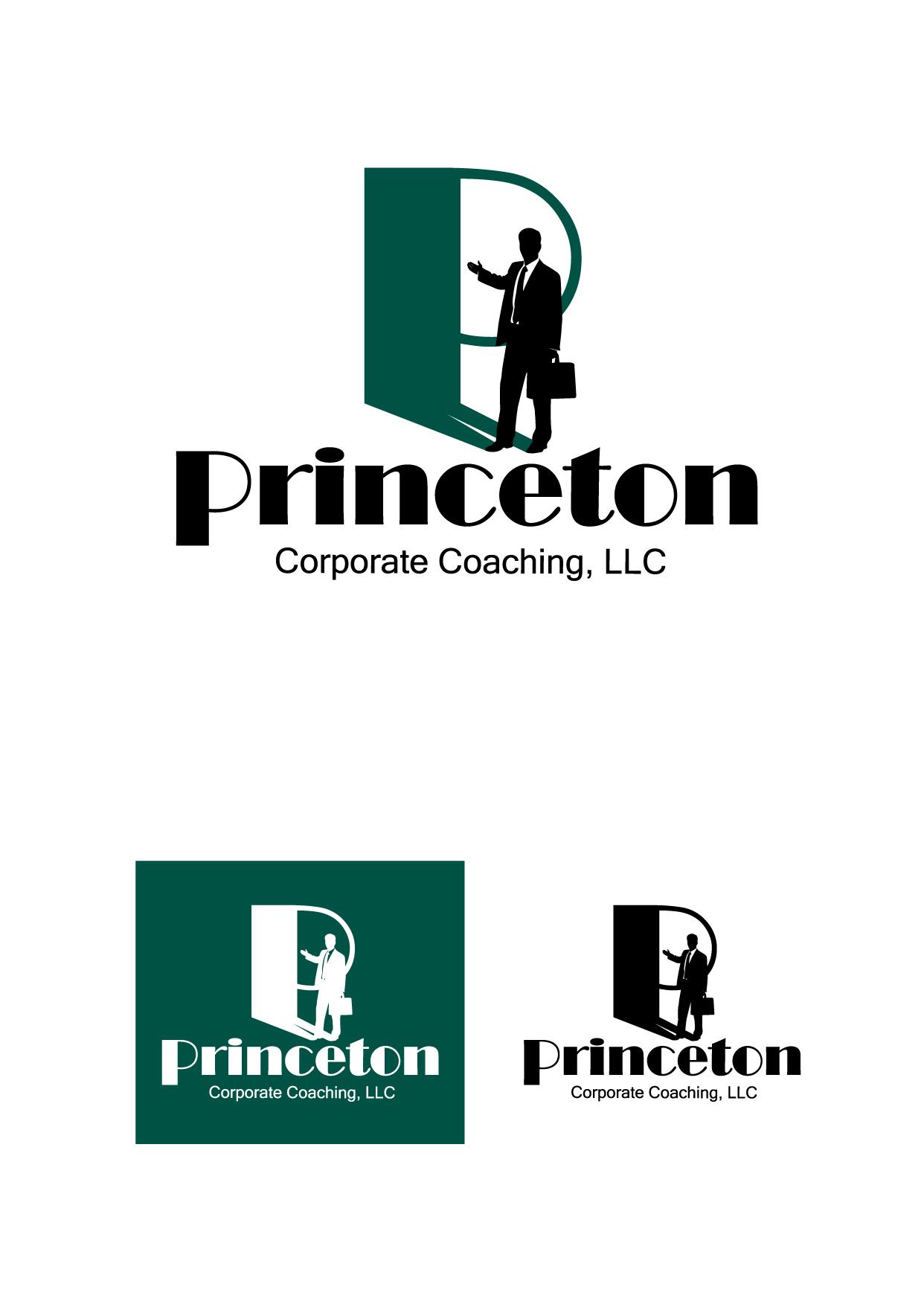 Logo Design by Wilfredo Mendoza - Entry No. 53 in the Logo Design Contest Unique Logo Design Wanted for Princeton Corporate Coaching, LLC.